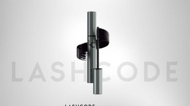 paras musta ripsiväri - Lashcode